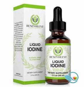 Benevolent Liquid Iodine