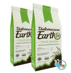 DiatomaceousEarthcom Food Grade 100% Freshwater Diatomaceous Earth
