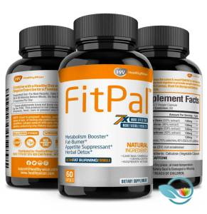 FitPal Natural Thermogenic Fat Burner