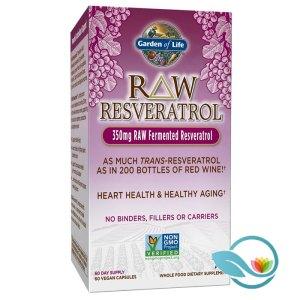 Garden of Life Raw Resveratrol