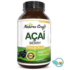 Natures Craft Acai Berry