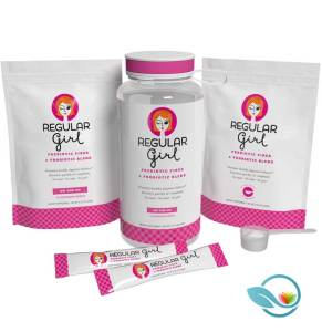 Regular Girl Prebiotic Fiber & Probiotic Blend