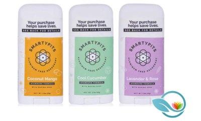 smartypits aluminum free deodorant