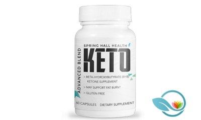 Spring Hall Health Keto: Fat Burner for Ketogenic Dieters?