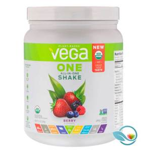 Vega One Organic's All-in-One Shake Berry
