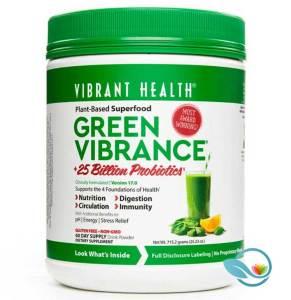 Vibrant Health's Green Vibrance