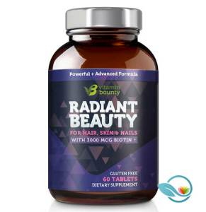 Vitamin Bounty Radiant Beauty