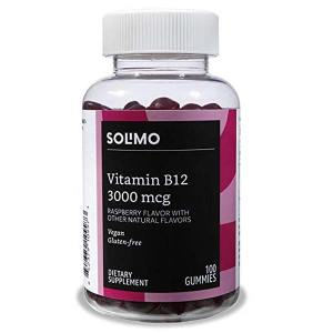 Amazon Brand Solimo Quick Dissolve Vitamin B12