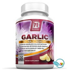 BRI Nutrition Odorless Garlic