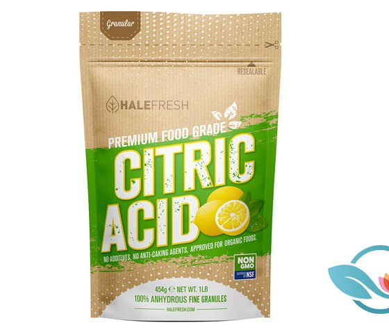Halefresh Pure Citric Acid: Premium Food-Grade Benefits and Uses