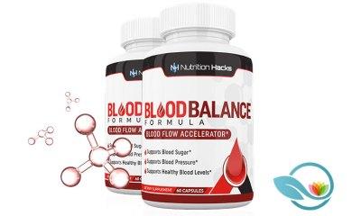 Nutrition Hacks Blood Balance Formula: Safe Blood Flow Accelerator?