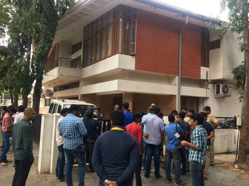 Image result for raid in minister's house