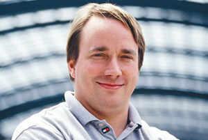 Hero: Linus Torvalds