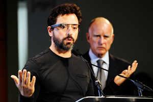Google co-founder Sergey Brin