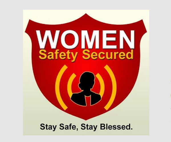 Women Safety Secured