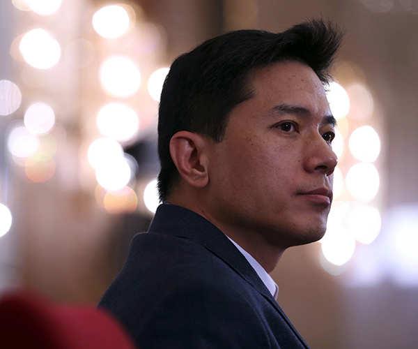 Robin Li, Baidu CEO