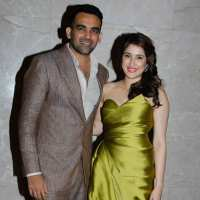 Zaheer Khan and Sagarika Ghatge get engaged officially