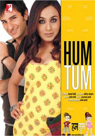 Image result for hum tum poster