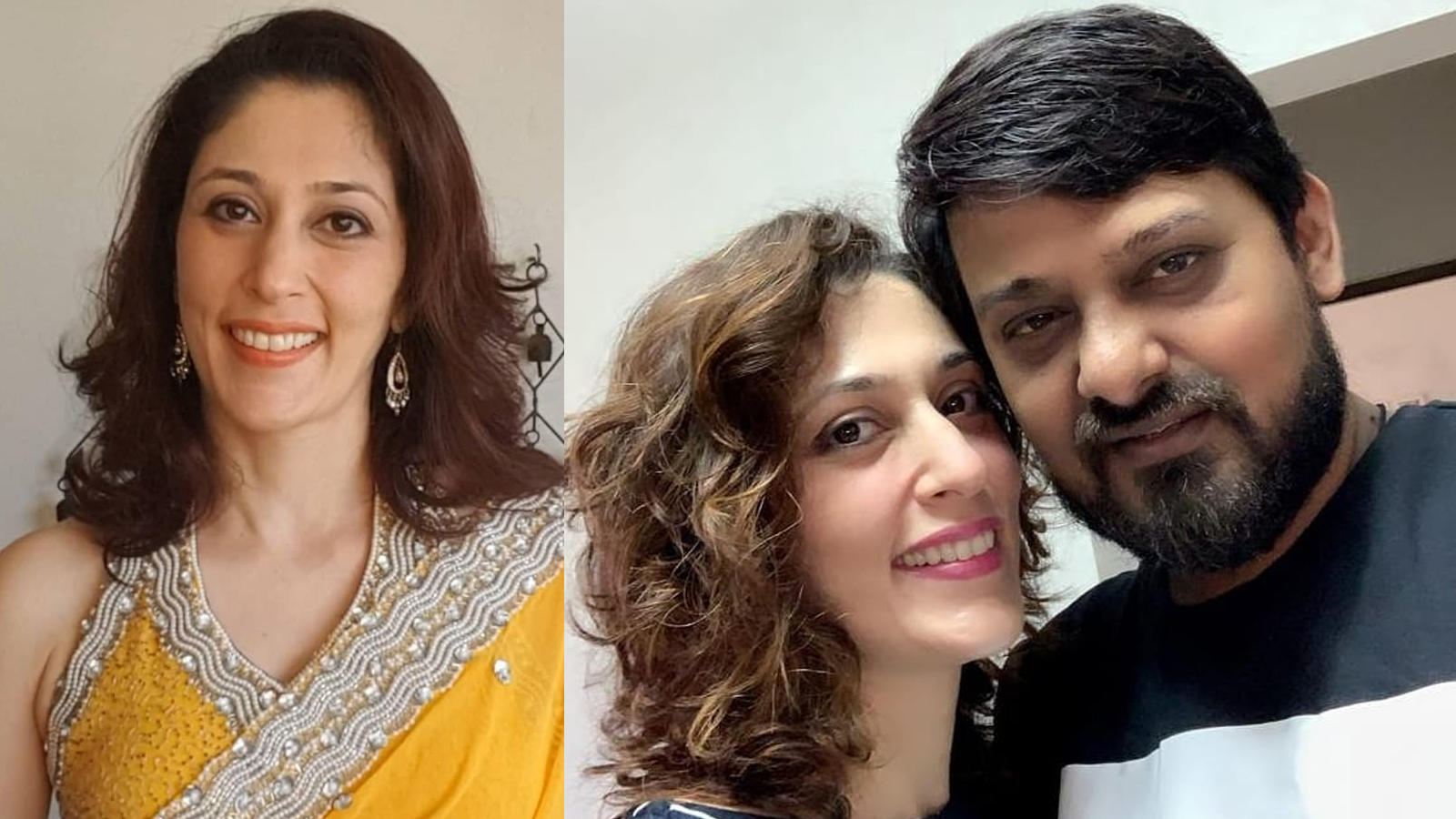 Wajid Khan's wife Kamalrukh reveals the late music director threatened to divorce her in 2014 as she wasn't ready to convert her religion