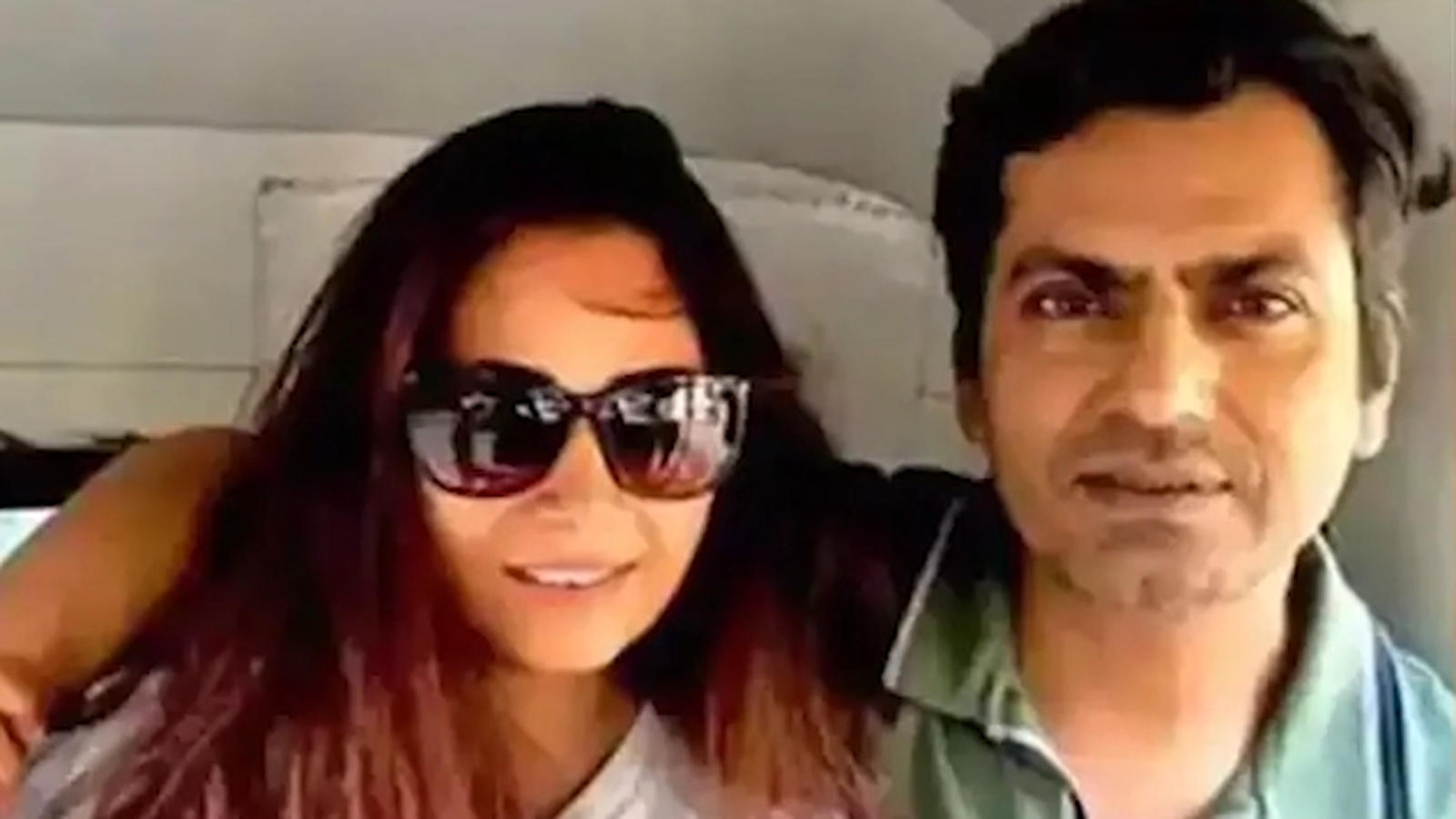 Nawazuddin Siddiqui and Aaliya give their marriage a second chance; latter says they have decided to keep their egos aside for their kids' welfare | Hindi Movie News – Bollywood – Times of India