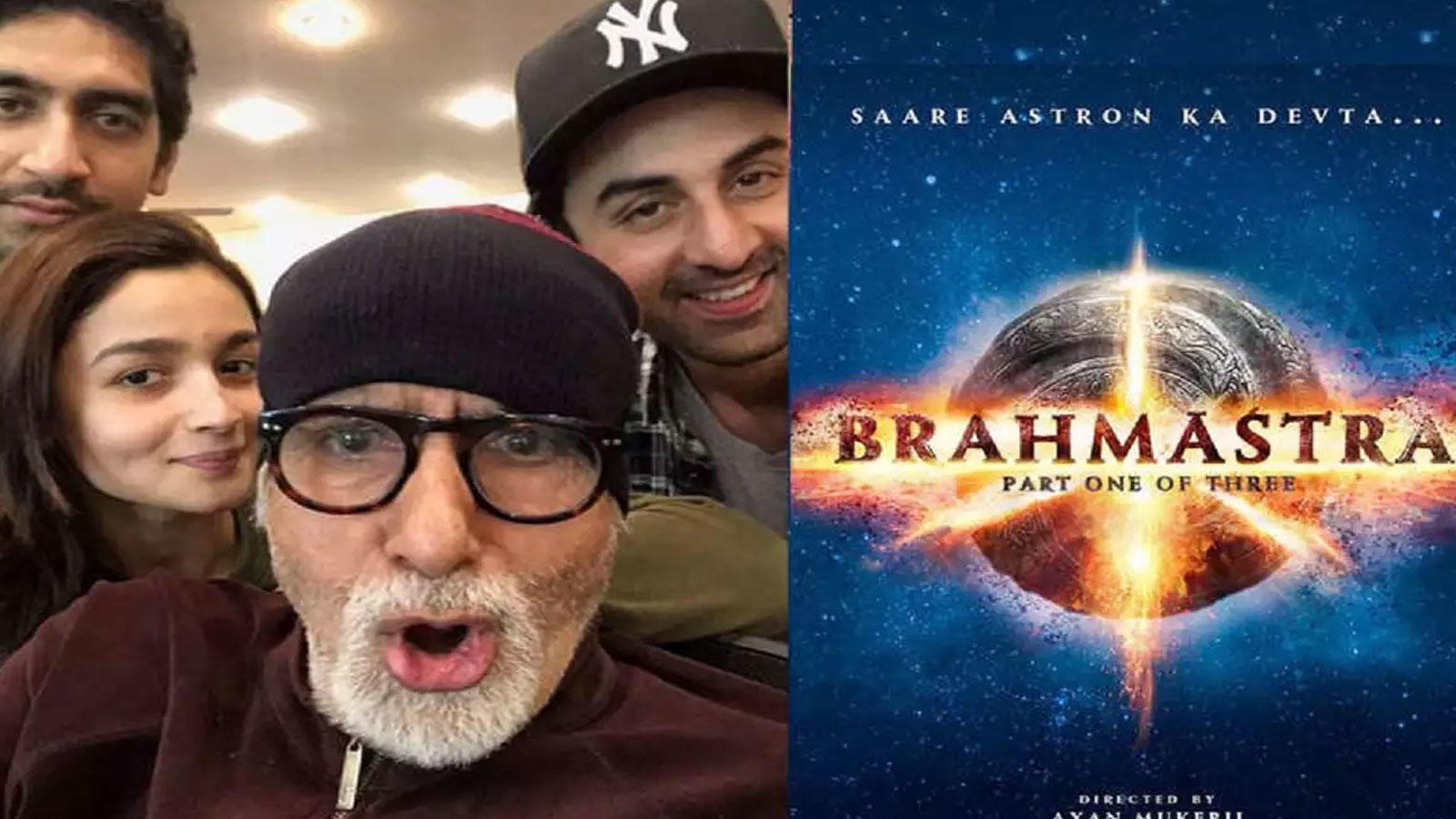 Brahmastra: Alia Bhatt and Ranbir Kapoor's fantasy film to be released in 2022? | Hindi Movie News – Bollywood – Times of India