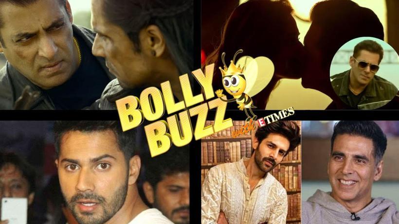 Bolly Buzz: Reactions on Salman Khan's 'Radhe' pour in; Akshay Kumar may replace Kartik Aaryan | Hindi Movie News – Bollywood – Times of India