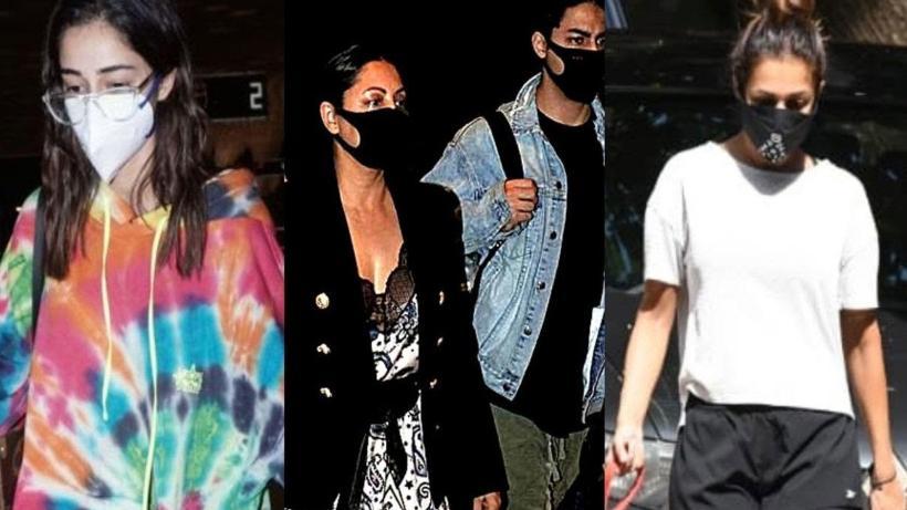 From Ananya Panday to Gauri Khan, Bollywood celebs spotted in Mumbai | Hindi Movie News – Bollywood – Times of India