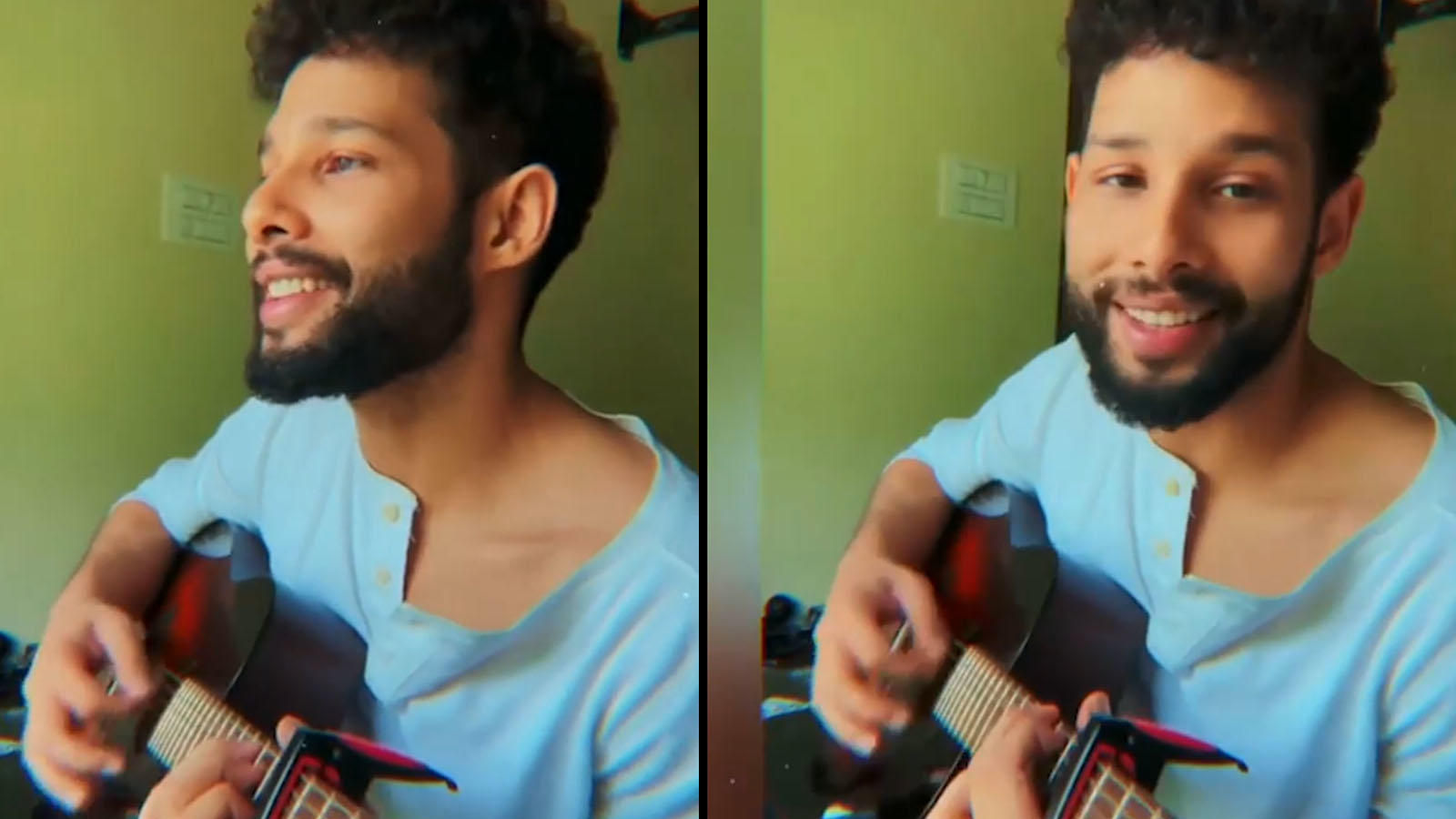 Watch: Siddhant Chaturvedi's beautiful song will leave you motivated during these tough times! | Hindi Movie News – Bollywood – Times of India