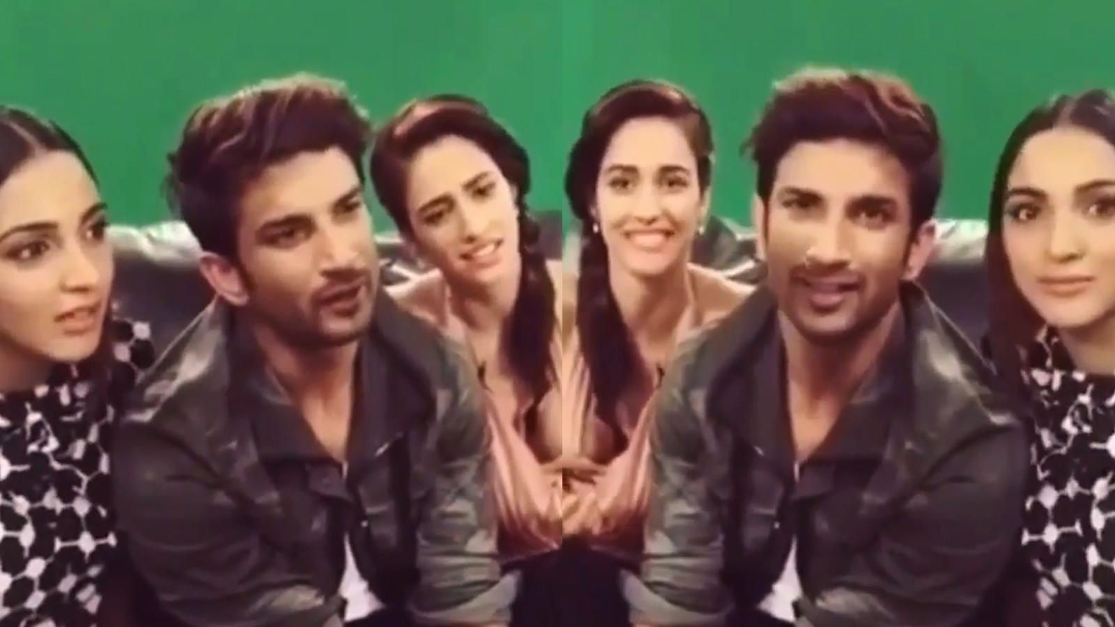 This old video of Sushant Singh Rajput with Disha Patani and Kiara Advani will leave you emotional | Hindi Movie News – Bollywood – Times of India