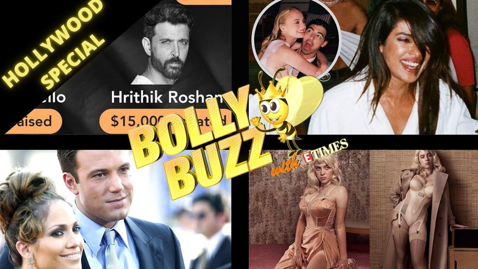Bolly Buzz: Jennifer Lopez and Ben Affleck spotted; Kendall Jenner's big prank | English Movie News – Hollywood – Times of India