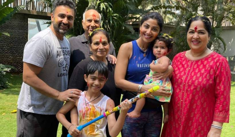 Shilpa Shetty's family including her parents-in-law, her mother, hubby Raj Kundra and kids test COVID-19 positive   Hindi Movie News – Bollywood – Times of India
