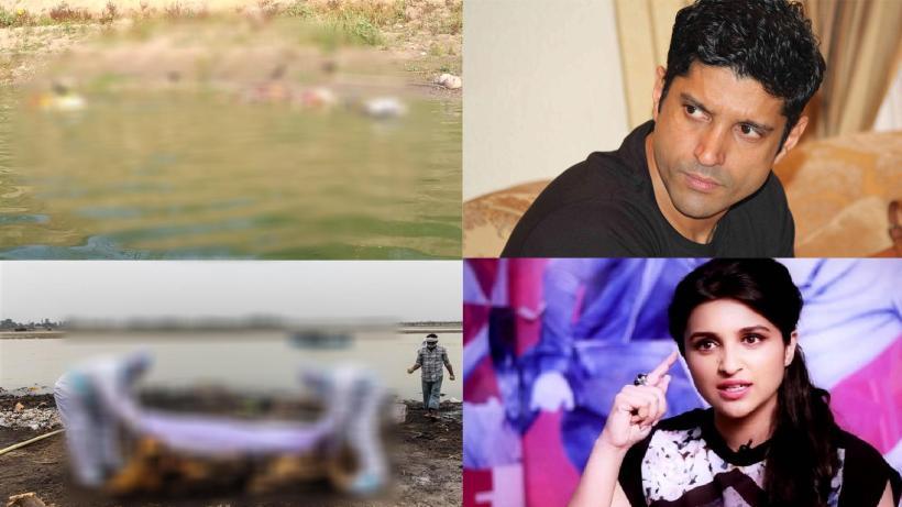 Shocking! Parineeti Chopra to Farhan Akhtar, celebs react to floating corpses in Ganga | Hindi Movie News – Bollywood – Times of India