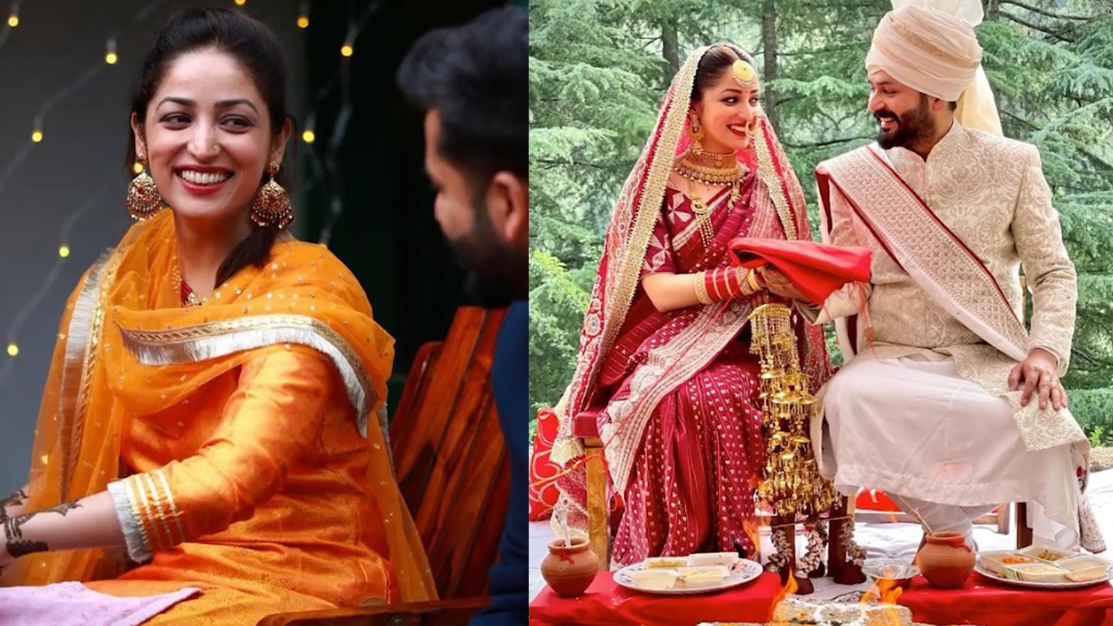 From Yami Gautam and Aditya Dhar's love story to their secret wedding, here's all you need to know about this beautiful couple   Hindi Movie News – Bollywood – Times of India