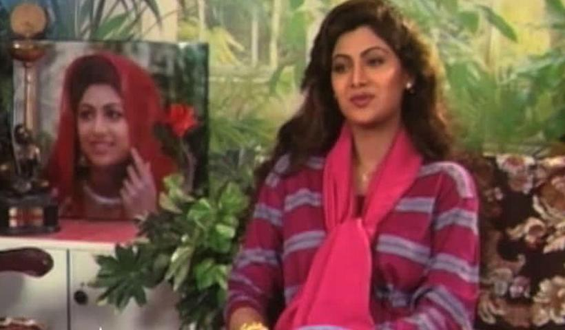 Flashback Video! Shilpa Shetty's interview after her debut film 'Baazigar'   Hindi Movie News – Bollywood – Times of India