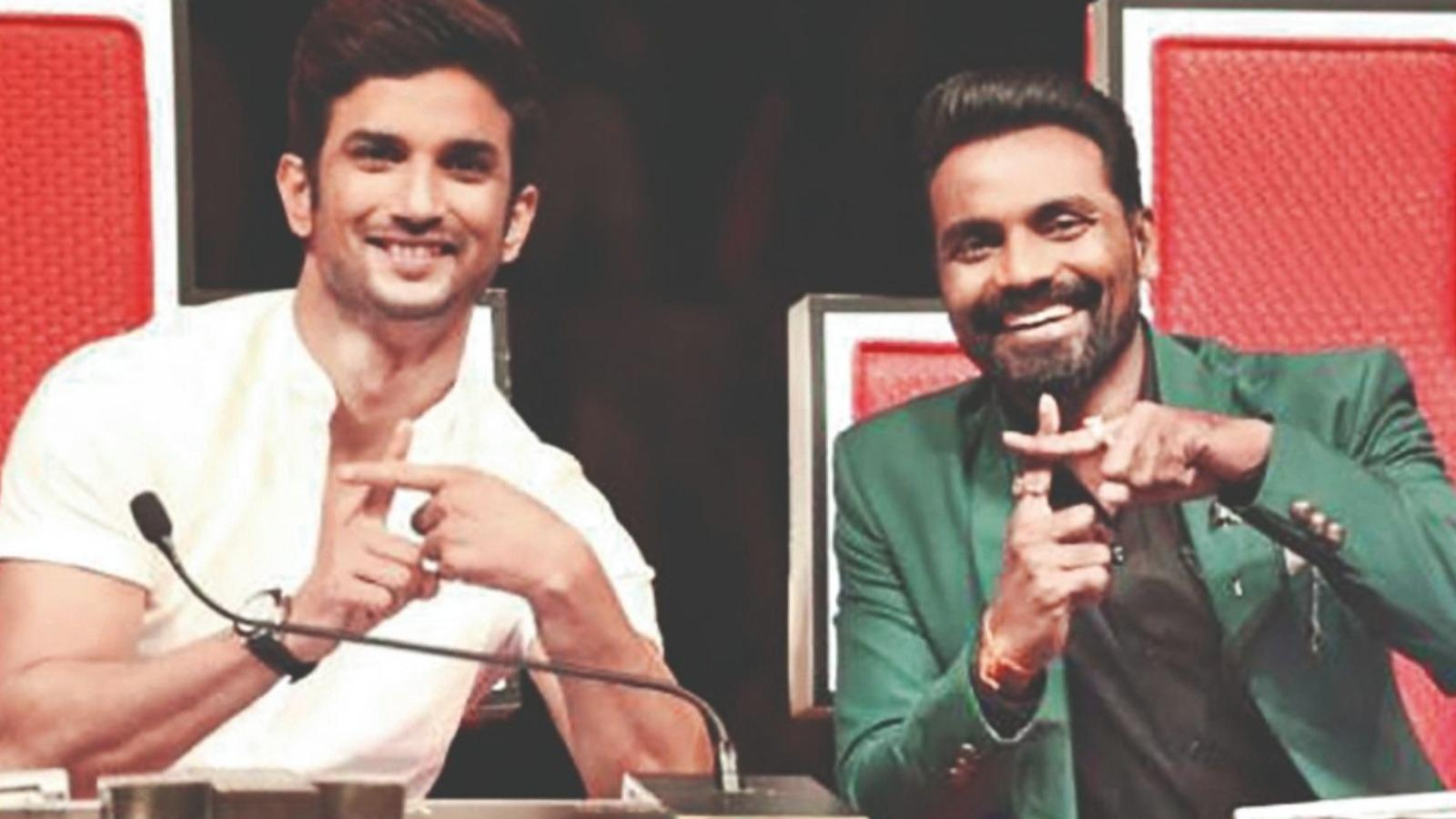 Remo D'Souza remembers the last conversation he had with Sushant Singh Rajput: I get goosebumps when I think of it | Hindi Movie News – Bollywood – Times of India