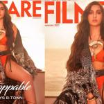 Nora Fatehi says 'Came to slay...' as she stuns in a beautiful pair of red bikini for Filmfare's latest edition | Hindi Movie News - Bollywood - Times of India 💥👩👩💥
