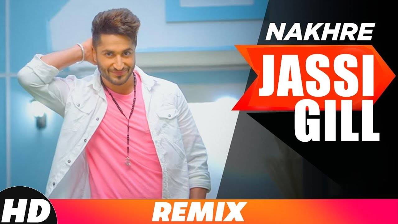 Jassi Gill Hairstyle Back Side - Ala Model Kini