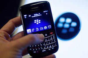 BlackBerry-maker RIM may split business: Report