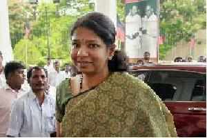 Enough proof to nail Karuna's wife, Kanimozhi in 2G scam:  ED tells JPC