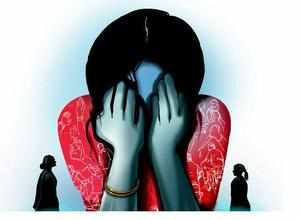 Woman stripped and battered in Tripura village