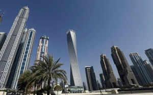 Dubai inaugurates world's tallest 'twisted' tower