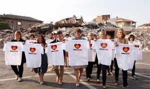 The earthquake women network