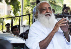 Case of rape filed against controversial godman Asaram Bapu