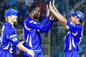 Rajasthan Royals thrash Perth Scorchers to reach CLT20 semis