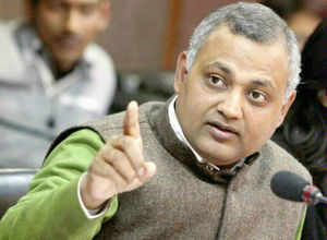 Delhi law minister Somnath Bharti was once unethical spammer