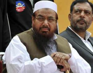 Pakistani man hands over 3 sons to Hafiz Saeed for jihad