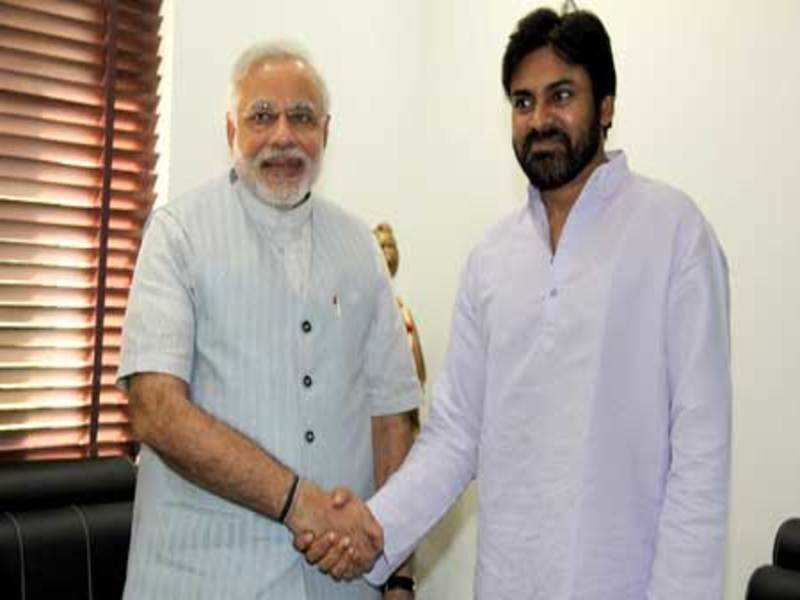 Image result for pawan and modi