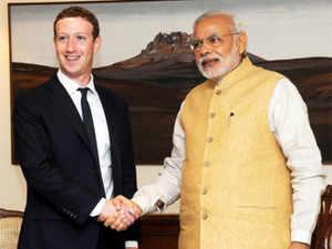 zuckerberg in india
