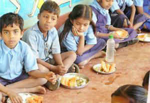 Several students fall ill after taking midday meal in Chandwari