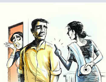 Steady increase in number of women filing false cases against husbands